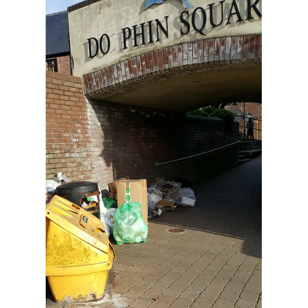 Dolphin Square Commercial Waste