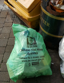 DBC Bag of Commercial Waste