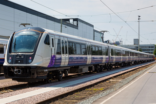 Elizabeth Line Train (RTM magazine)