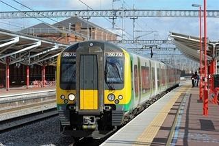 West Midlands Train Illustration ()