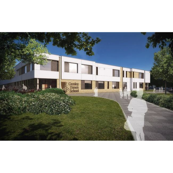 Croxley Danes School (Planning Application document)