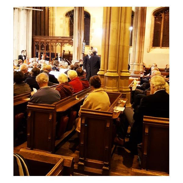 Herts Chamber Orchestra Tring 0418