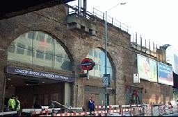 London Bridge Railway Station