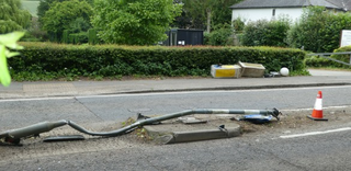 Northchurch Sign Flattened