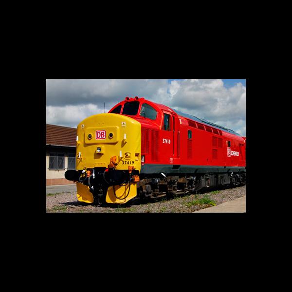 Railfreight Locomotive