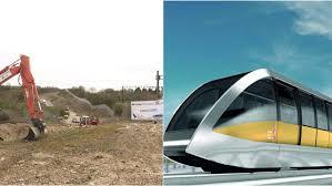 LLA DART Construction Starts (London Luton Airport)