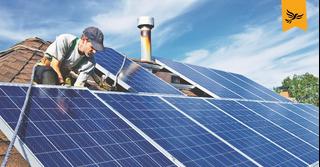 Environment Solar Panels