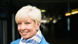 Barbara Gibson, Eastern region candidate, Welwyn Hatfield PPC