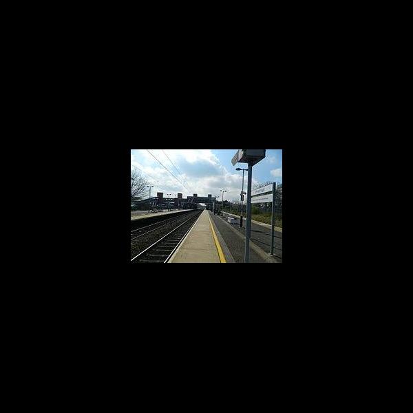 Stevenage Station