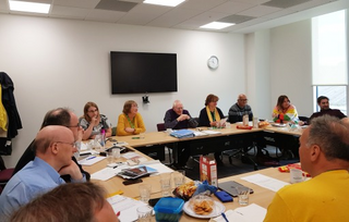 Dacorum Borough Council Lib Dem Group First Meeting