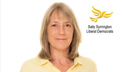 Sally Symington Portrait